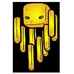 Learn easy to draw how to draw blaze minecraft chibi icon