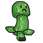 Learn easy to draw how to draw creeper minecraft chibi icon