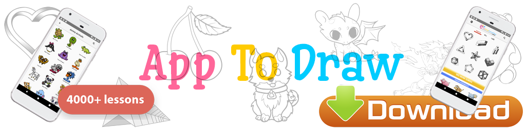 Learn easy to draw banner download in home