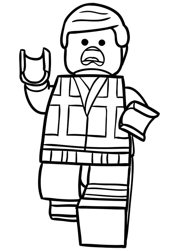 Learn easy to draw how to draw lego running drawing step 10